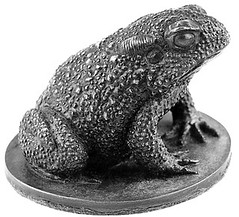 Toad (Peter Salmon Sculpture) Tags: sculpture art vancouver garden petersalmon
