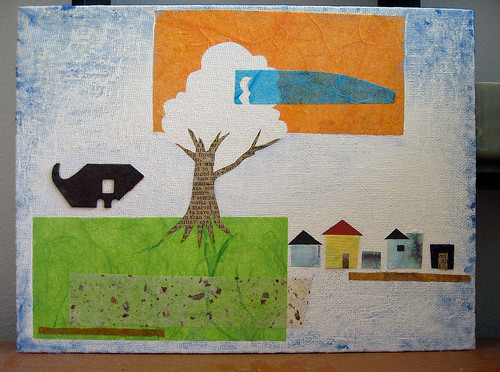Collage Landscape