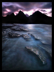 Sapphire Coast by Michael Anderson (AndersonImages) Tags: park sunset digital sunrise island michael rocks paradise surf pacific south hasselblad anderson national american tropical samoa medium format tropics h2d