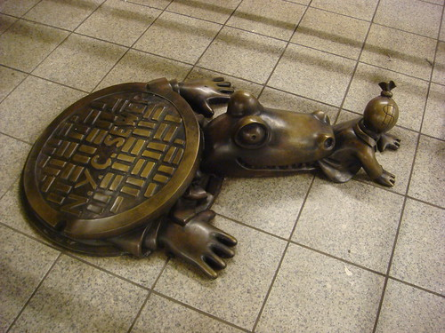 NYC Sewer gator