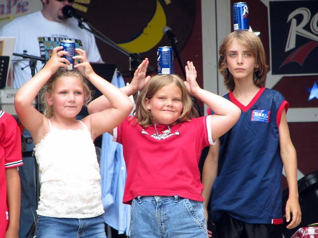 RC Cola Dash Contestants 1