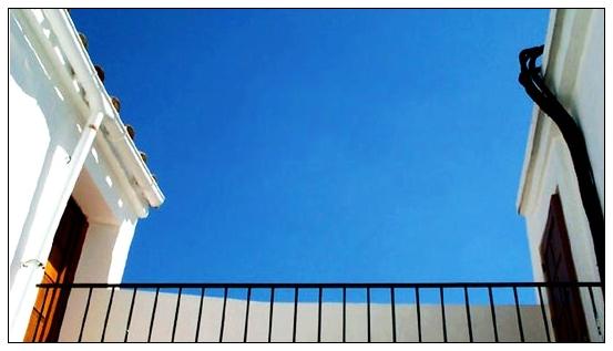 西班牙的藍天