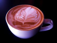 soy latte (tangobiker) Tags: coffee oregon espresso latte