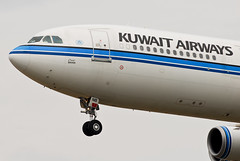 Kuwait Airways Airbus A340-313 9K-ANB Bayan (21218) (Thomas Becker) Tags: plane germany airplane geotagged deutschland airport nikon hessen frankfurt aircraft airbus kuwait d200 tamron flugzeug spotting fra a340 200500 bayan fraport kwi rheinmain a340300 kuwaitairways noseshot eddf aerotagged luftfahrzeug a340313 9kanb aero:airport=eddf 080801 fwwjz aviationphoto ku171 kuwaitairwayscom msn90 230395 070495 geo:lat=50039323 geo:lon=8596877