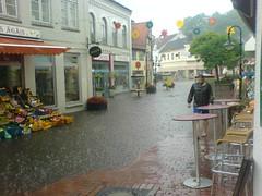 Unwetter in Schleswig