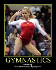 gymnastics by midgetmanofsteel