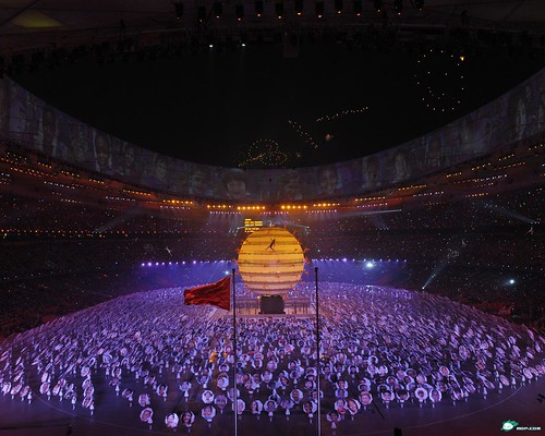 Beijing 2008 Olympic Opening - (24) by you.