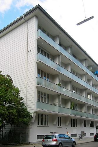 Wohnhaus (Sep Ruf, 1952)