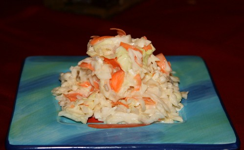 Me, Myself, and Cabbage: Classic Coleslaw