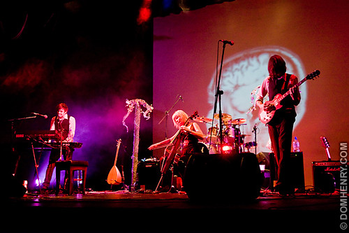 Polymath on the Nottingham Arts Theatre stage