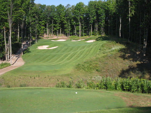 Masterpiece Golf - Treetops Resort, Gaylord, Michigan