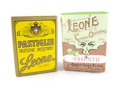Leone Absinthe Pastilles Boxes