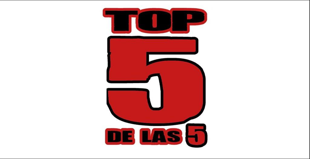 TOP 5 de las 5