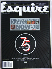 esquire magazine e-paper cover