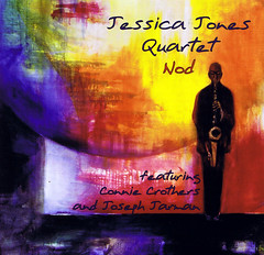 Jessica Jones Quartet | Nod ; cover image