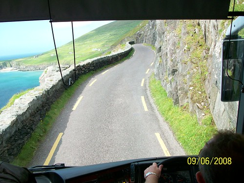 Ireland -  from Dingle to Slea Head