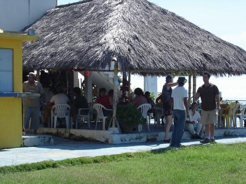Ecuador-Beach-crucita-restaurant