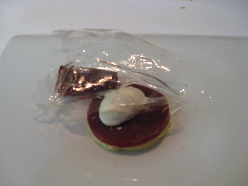 El Celler de Can Roca: Cherries with vanilla and amaretto