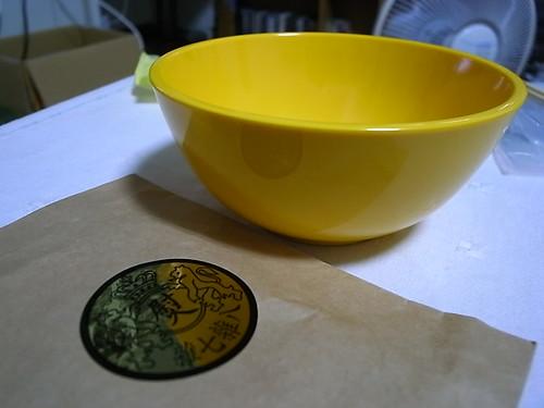 買了一個耐用又可愛的碗