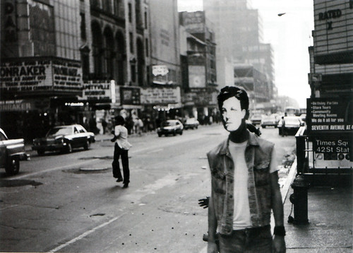 David Wojnarowicz, Arthur Rimbaud in New York, 1978-79