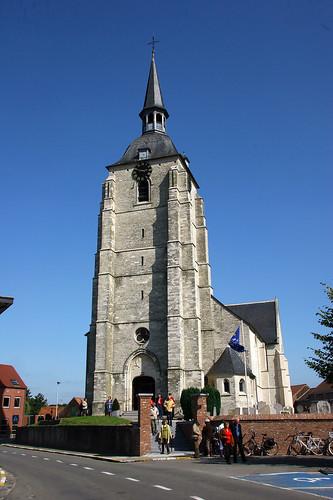 Sint-Martinuskerk, Rijmenam by Erf-goed.be.