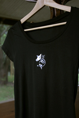 Skelly Pig Tshirt