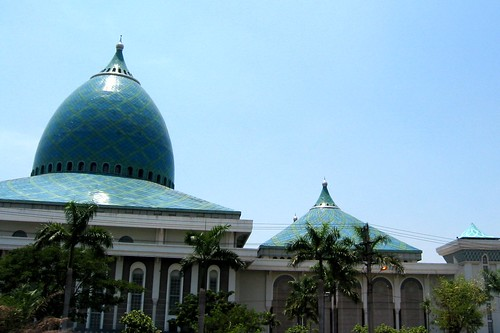 Masjid Agung Surabaya (3)