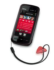 Nokia 5800 XpressMusic pics