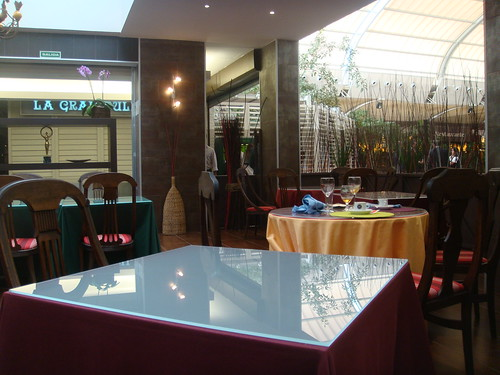 Restaurante La Dehesa - Sexta Avenida - Vista del comedor