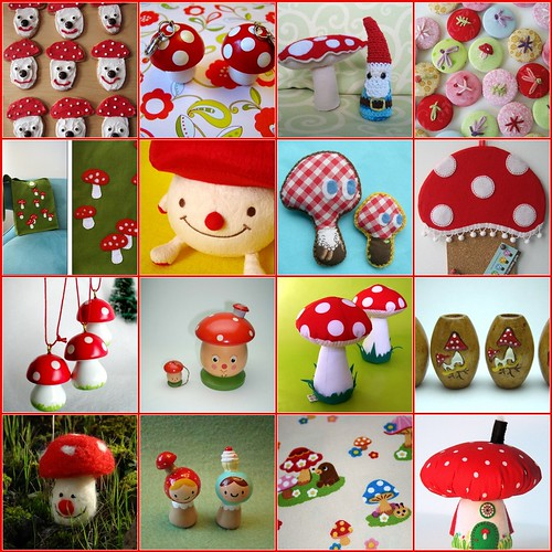 dedicated to all fly agaric lovers