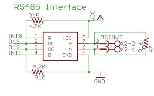 2933126874_502338923e?v=0 reprap blog rs485 circuit = success RS 485 Pinout Diagram at soozxer.org