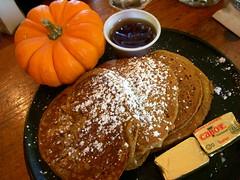 Pumpkin Pancakes - Friend of a Farmer
