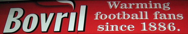 Burton Albion, Bovril Stand, Pirelli Stadium by Diego's sideburns