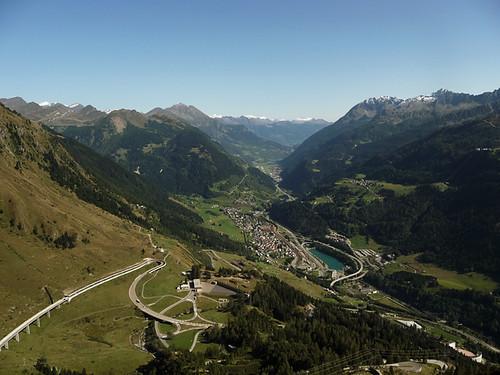 ゴッタルド峠(サンゴタール峠) 旅行動画&写真&地図(スイスの観光名所)