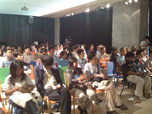 WordCampBangkok2008