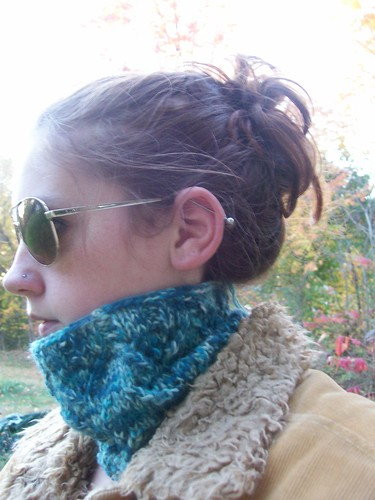 Blizzard Blue Cowl 002