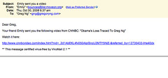 MoveOn has become a SPAMMER (gregory ng) Tags: spam moveon spammer