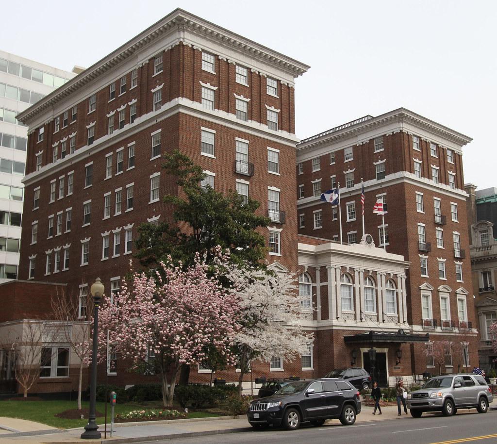 The University Club of Washington DC