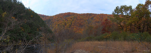 Mountains by Lehigh Gorge