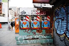 Barack Obama Superman - Mr. Brainwash (jamie nyc) Tags: nyc newyorkcity streetart graffiti wheatpaste georgewbush superman gothamist barackobama chomps mbw strassenkunst sarahpalin strasenkunst mrbrainwash presidentbarackobama thierryguetta photobyjimkiernan banksyexitthroughthegiftshop
