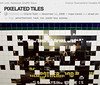 Pixelated Tiles at Urban Prankster_1226633892079