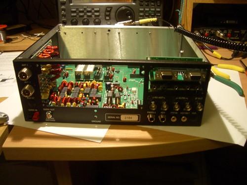 K3IO Installed
