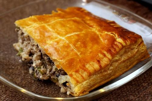 mushroom and barley pie | smitten kitchen