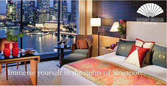 新加坡 東方文華酒店