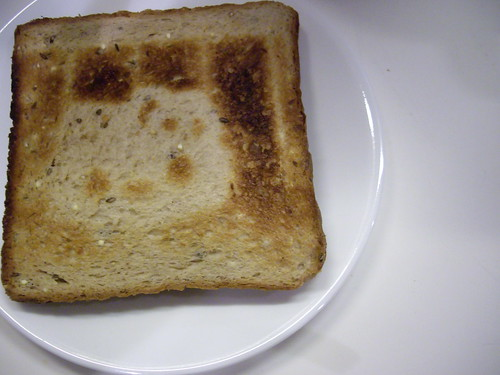 Hello Kitty Toast