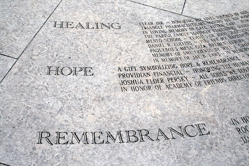healing hope remembrance
