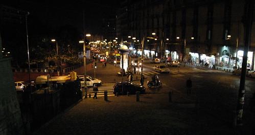 Descending to Piazza Cavour & Via Foria