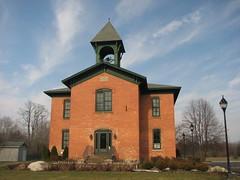 Richland, Michigan - The Greenery (Darrell Harden) Tags: day michigan greenery salon spa richland