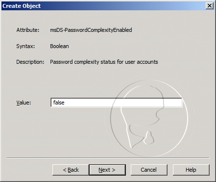 msDS-PasswordComplexityEnabled
