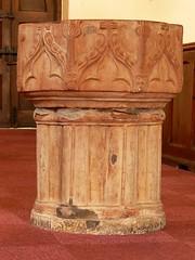 Font St. Margaret - Wolston